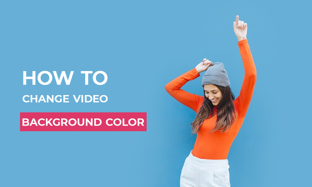 How to change the video's background color in Windows Movie Maker